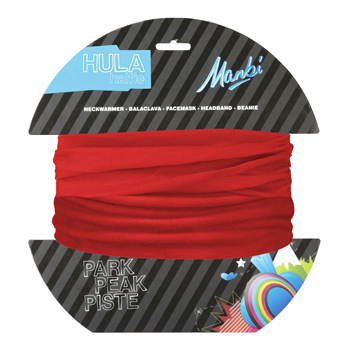 Manbi Hula Halfie Plain True Red