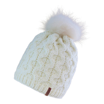 Manbi Tanya Winter White