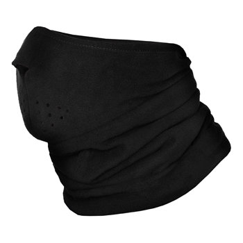 Manbi Adult Face Mask/Neckwarmer Black
