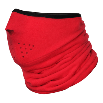 Manbi Adult Face Mask/Neckwarmer True Red