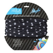 Manbi Kids Hula Arctic Pattern Small Stars Black