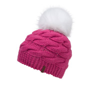 Manbi Girls Ava Hat Magenta
