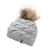 Manbi Girls Ava Hat Silver