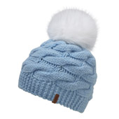 Manbi Girls Ava Hat Pale Blue