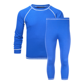 Manbi Adult Supatherm Sets Olympic Blue