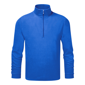 Manbi Mens Microfleece Zip Olympic Blue*