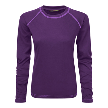Manbi Ladies Fit Supatherm Top Fig
