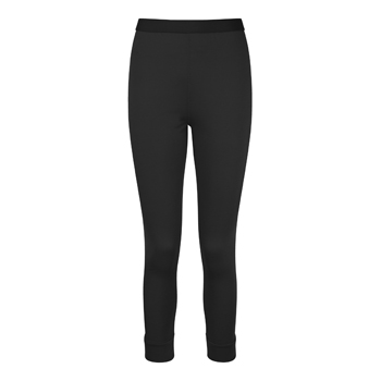 Manbi Ladies Fit Supatherm Long John Black