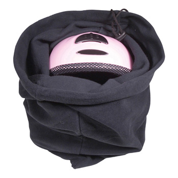 Manbi Helmet Bag Black