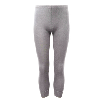 Manbi Kids Soft Tec Thermal Long John Grey