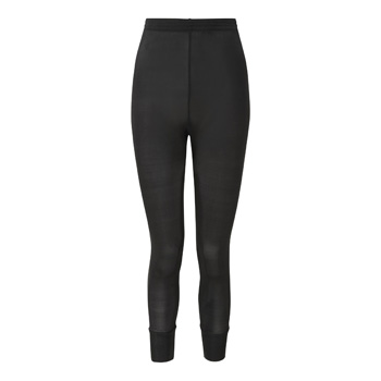 Manbi Ladies Silk Thermal Long John Black